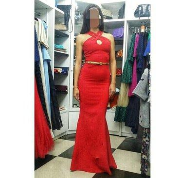 вечернее платье, надевала 1 раз. размер 38, сидит идеально. торг умест в Токмак