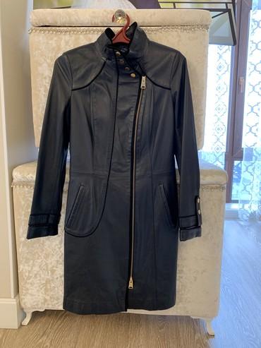 Продаю женскую кожаную куртку, с этикеткой,размер не подошел в Чаек