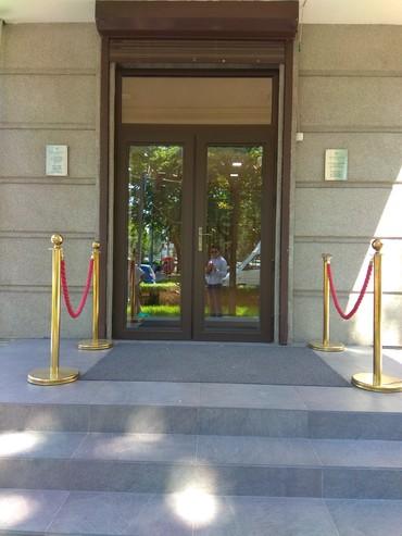 Алюминиевые двери.40-светов. в Бишкек
