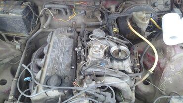 mercedes benz w124 e500 волчок купить в Кыргызстан: Продам голый мотор на w124 мотор м 102 объем 2.3 Инжектор
