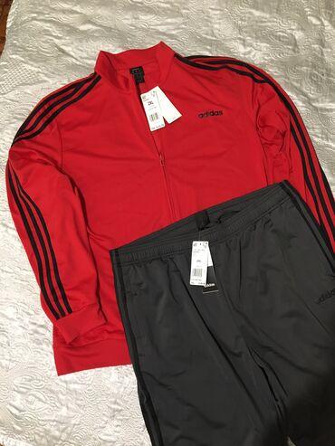bdm club платья в Кыргызстан: Новый спортивный костюм original Adidas Размер XXL Заказали из