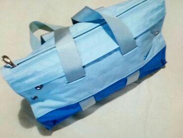 Barcelona torba - Srbija: SNIŽENOOO! ! !  NIKE prelepaa veca prostrana torba. Veoma kvalitetna