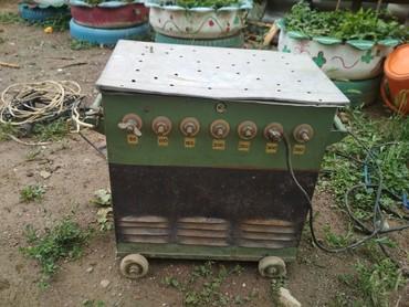 Сварочный апорат - Кыргызстан: Продаю сварочный аппарат