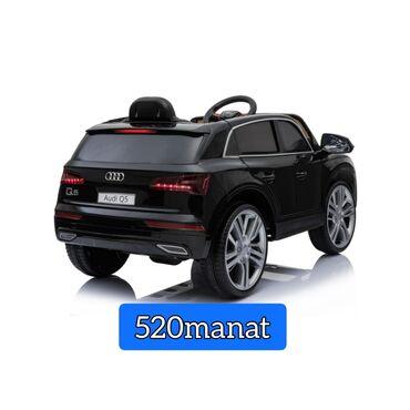 audi q5 32 fsi - Azərbaycan: Elektrik uşaq Audi Q5 avtomabili 4 yaşa qədər uşaqlar üçün
