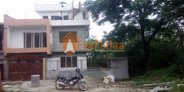 For Sale Houses : 3 bedroom in Kathmandu