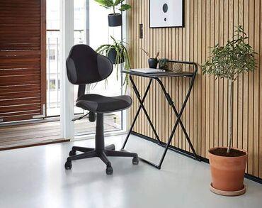 Nameštaj - Veliko Gradiste: Dostupno7300din Kancelarijska stolica crna/siva Mreža. Sa podesivom v