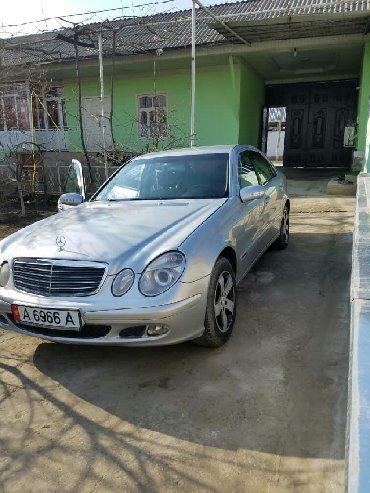 dvigatel mersedes 123 в Кыргызстан: Mercedes-Benz E-Class 2.2 л. 2003 | 350 км
