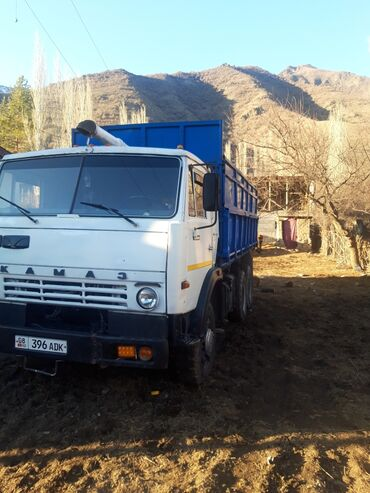 Транспорт - Кара-Кульджа: Грузовики