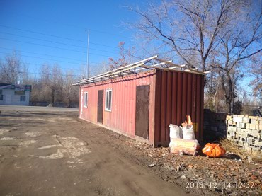 Общиваем контейнер и утепление под ключ в Бишкек