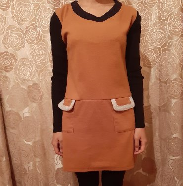chjornoe plate tunika в Кыргызстан: Tunika. razmer 42 44 podoidet