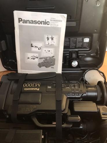 panasonic m3000 - Azərbaycan: Panasonic M3000 satilir. Əla vəziyyətdədir, şəxsi istifadə üçün