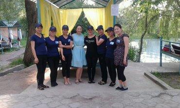 База отдыха «Форель» (форелевое в Бишкек