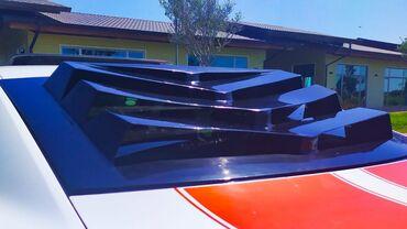Chevrolet Camaro Pencere gunes kolgesi ortuyu. Her nov avtomobil ucun