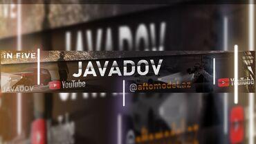 Услуги - Масазыр: Logo. Köhnə fotoların bərpası. Youtube cover.istənilən növ dizayn