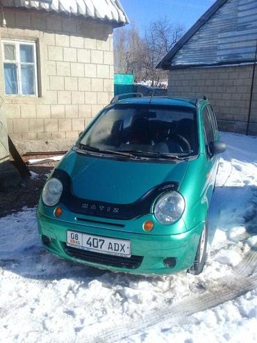 Продаю матиз гур кондер электропакет машина кеминде обмен жок в Бишкек