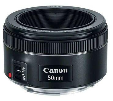 фотоаппарат canon 10d в Кыргызстан: Продаю портретник Canon EF 50mm f/1.8. Объектив находится в г. Ош