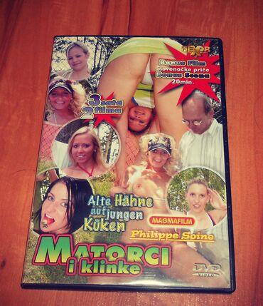 Knjige, časopisi, CD i DVD | Loznica: Dvd porno film produkcija: Nemačka stanje: novo