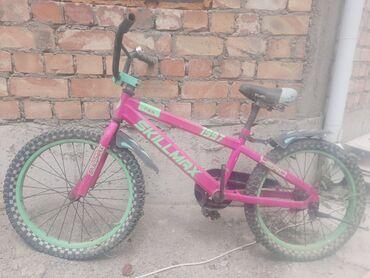 Спорт и хобби - Селекционное: Продаю подростковый велосипед для девочек от 8 до 12 лет.В хорошем