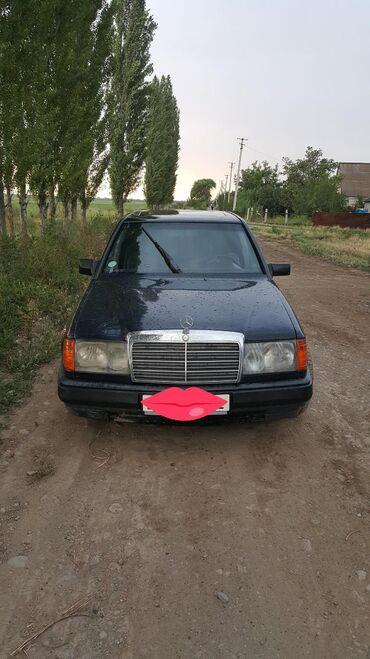 Mercedes-Benz W124 2.3 л. 1988