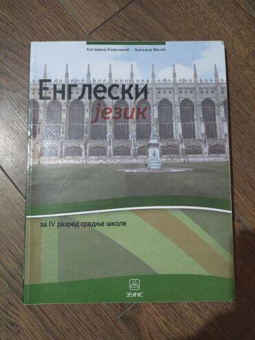 Engleski jezik za 4. razred srednje škole