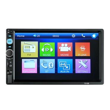 Auto Multimedia Mp5 2din 7 inca touch screen 7010b  - Belgrade