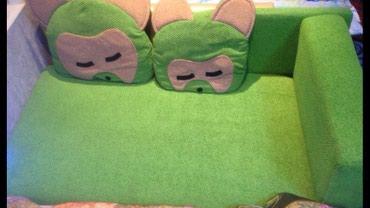 Диван-кровать.В отличном состоянии.В в Бишкек