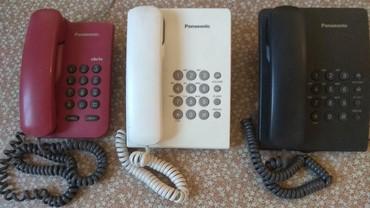 Продажа-телефон - Кыргызстан: Телефонные аппараты Panasonic фирменные