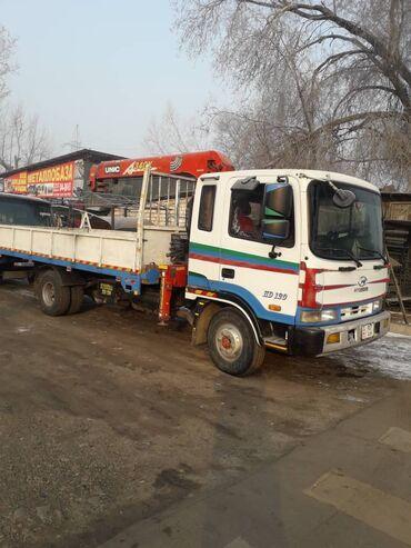 домкрат зил 5т в Кыргызстан: Манипулятор | Стрела 9 м. 3 т | Борт 5 кг