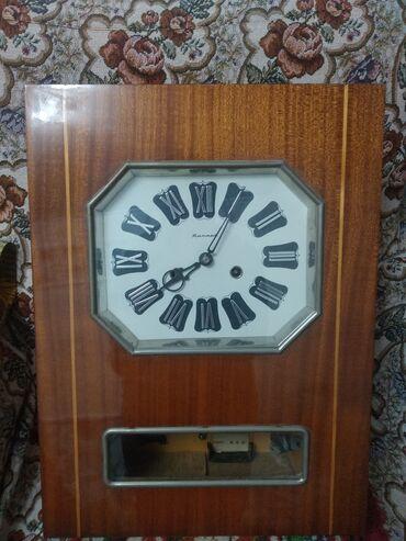 Продаю настенные часы Янтарь с боем, имеются документы