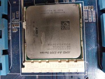 процессоры amd athlon в Кыргызстан: Процессор amd a4-3300 (socet FM1)