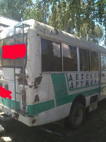transport v gory в Кыргызстан: Автобус