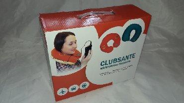 ширма недорого в Азербайджан: Новая, в упаковке массажная подушка. Фиксируется на шее. Безопасная