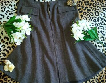 Prelepa suknja veoma kvalitetna, XL - Novi Sad