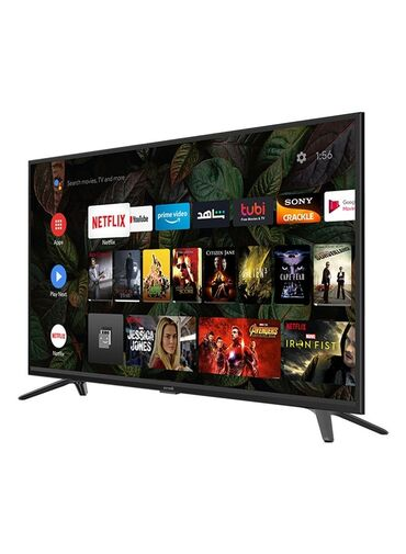 Электроника - Аламедин (ГЭС-2): Продаю телевизор HD Android Smart TV Evolli evvoli 32ev200daРазмер