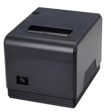 POS- термопринтер чеков Xprinter Q200 USB+LAN  ЦЕНА ВСЕГО - 7400 сом