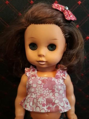 Продаю Германскую куколку в хорошем состоянии, 33см. Цена 500с. в Бишкек