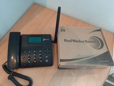 Продаю стационарный беспроводной телефон ZTE W P 560 CD с
