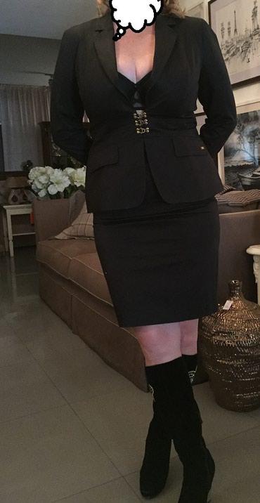 Итальянский женский деловой костюм- размер  48-50 в Бишкек
