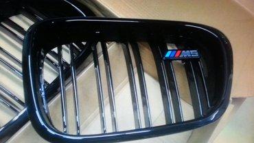 BMW E39 M5 ноздри (решетки) (дизайн F10 M5) качество супер! в Бишкек