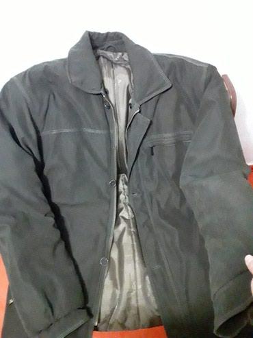 Куртка мж,зима,цвет хаки,р 54 в Бишкек