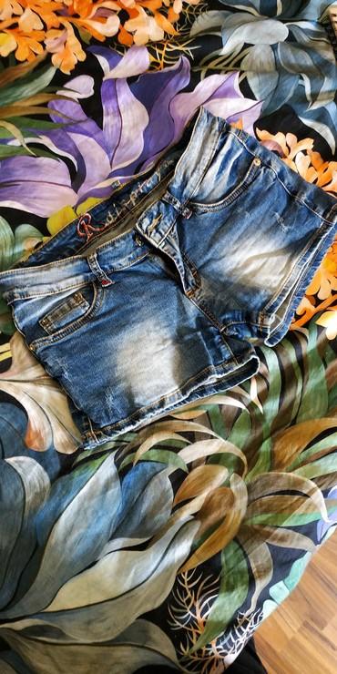шорты american apparel в Кыргызстан: Шорты джинсовые, шорты, состояние идеальное,цена 300 с, подойдёт на