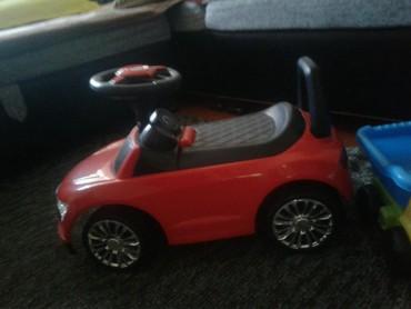 купить качалку детскую в Кыргызстан: Продам детскую машину в хор сост . ну в очень хорошем, самовывоз