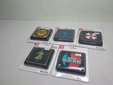 Премиум Game Card Case Для Nintendo Switch