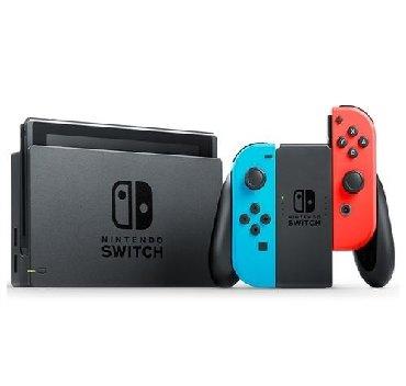 Nintendo Switch - Кыргызстан: Скупка-куплю Nintendo Switch 14500