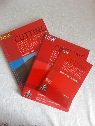 s 6 edge - Azərbaycan: İngilis dili kitabı . Cutting edge elementary
