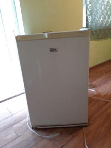 | Б/у Однокамерный | Белый холодильник Avest