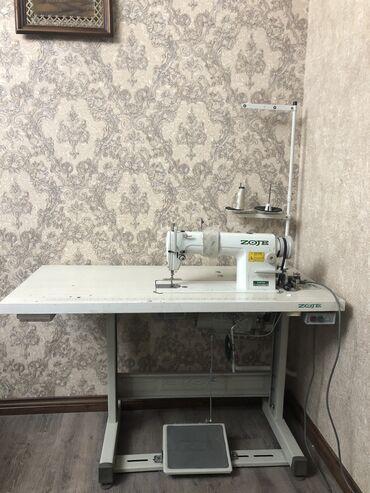 Продаю швейную машину ZOJE в идеальном состоянии