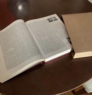 Böyük Sovet Ensiklopediyası, 31 cilddən ibarətdir. Bütün kitablar təzə