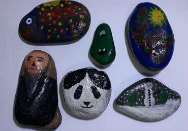 """живопись пейзажи природы в Кыргызстан: Камень """" чоң-ата/чоң-апа""""  в природе камень сам такой сформирован"""