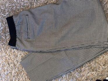 Poslovne pantalone - Srbija: Zara poslovne pantalone, jednom nosene u odlicnom stanju. Velicina S